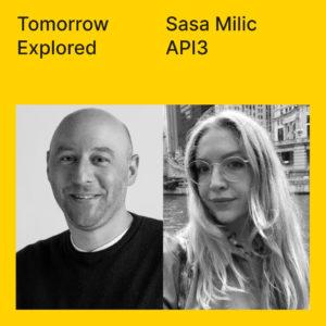 TX Podcast Sasa Milic API3
